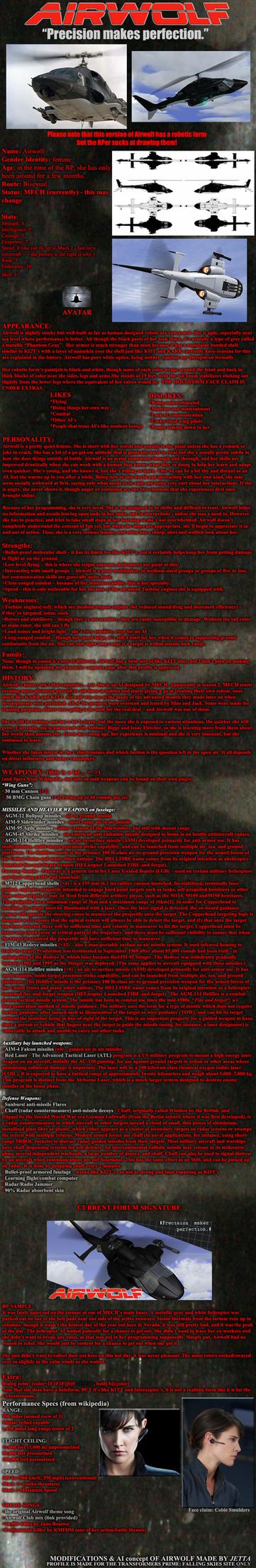 Airwolf Bio: TFPrime Falling Skies by Jetta-Windstar