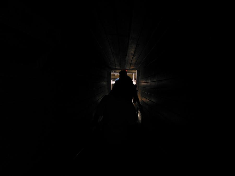 Through the darkness by Jetta-Windstar