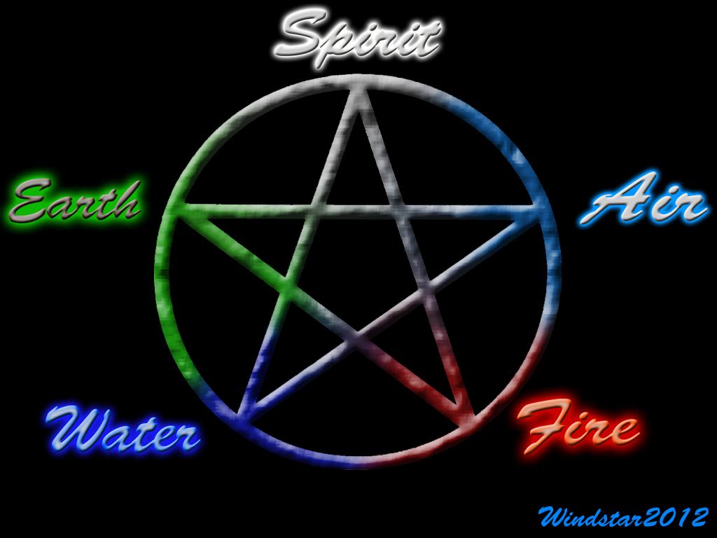 Pagan Star elements by Jetta-Windstar