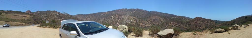 Malibu Canyon Drive by Jetta-Windstar
