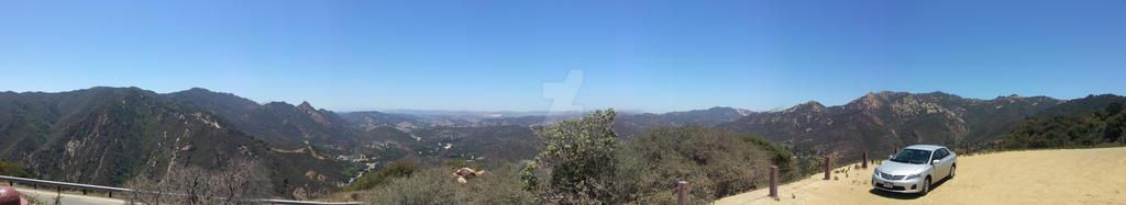 Malibu Canyon Drive 2 by Jetta-Windstar