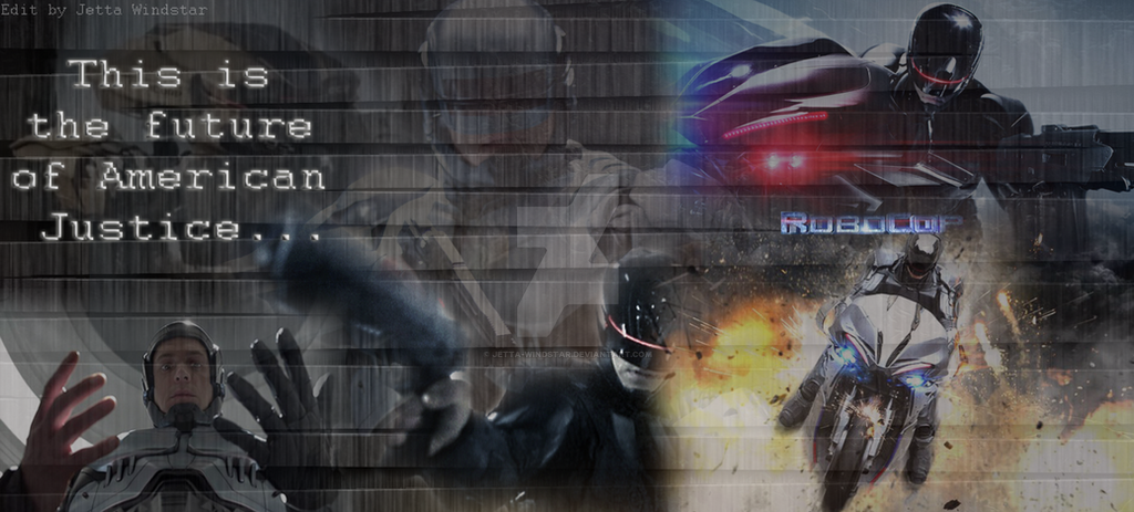 Robocop Background by Jetta-Windstar