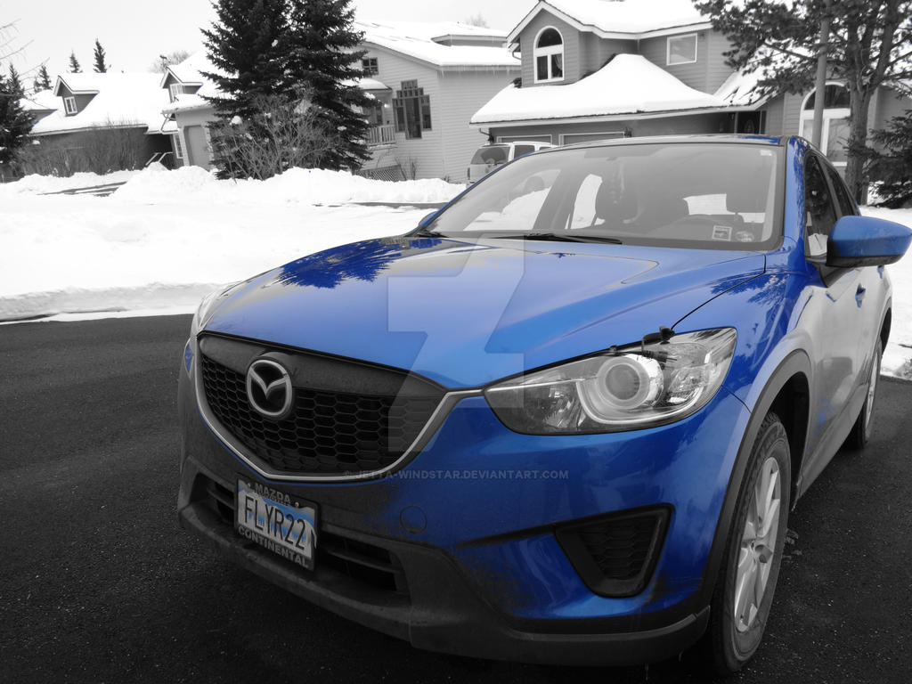 Color Splash test-my ride by Jetta-Windstar