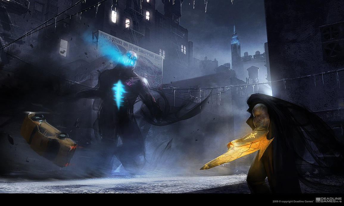 Shadowhunter - 02 by janditlev