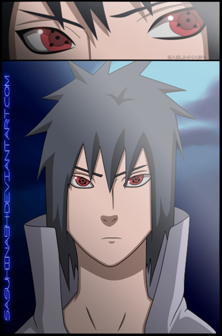 The Prince of Dark: Uchiha Sasuke by IITheDarkness94II