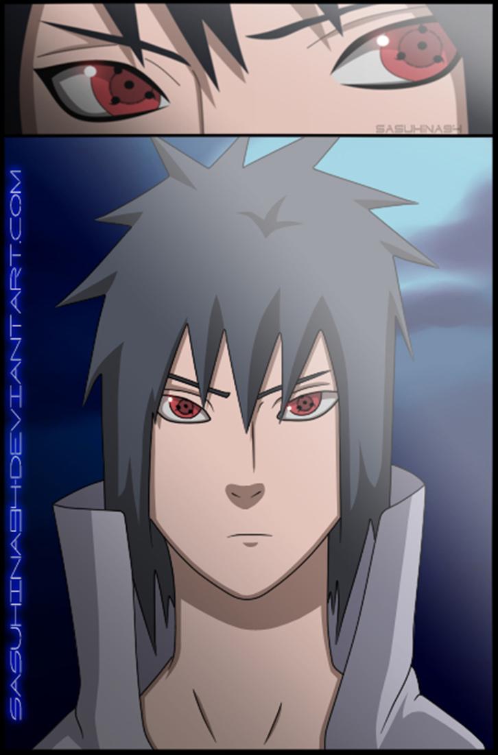 The Prince of Dark: Uchiha Sasuke by IITheDarkness94II