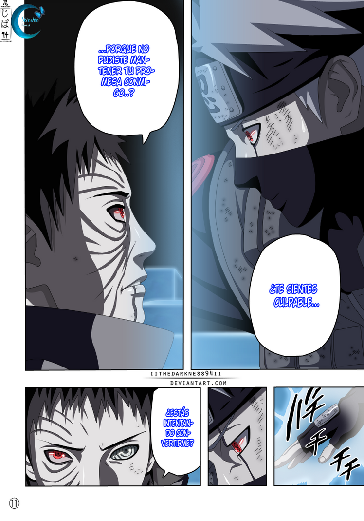 Naruto 629: Hueco by IITheDarkness94II