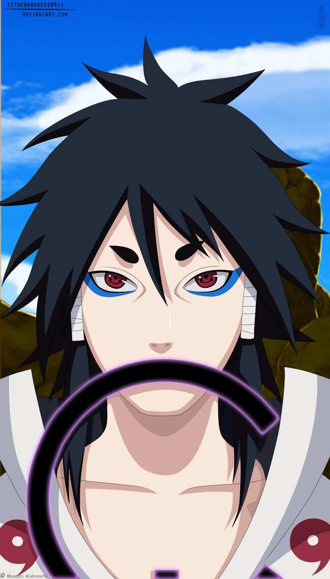 The Uchiha Ancestor: Indra Otsutsuki by IITheDarkness94II