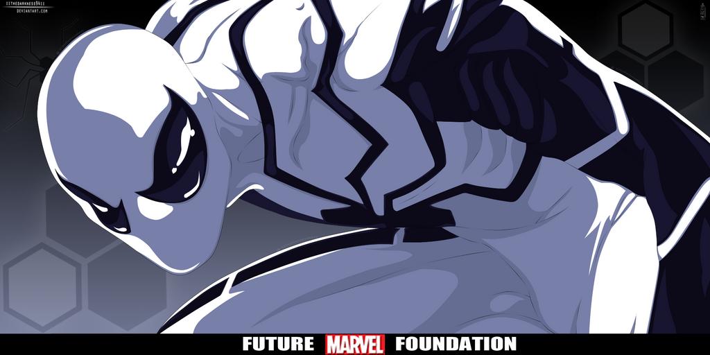 Future Foundation: Spider-Man by IITheDarkness94II