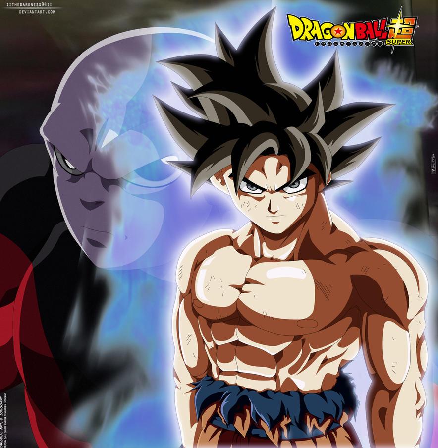 Son Goku Vs Jiren Ultimate Battle by IITheDarkness94II on ...