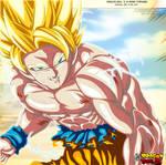 Golden Warrior: Son Goku Ssj2