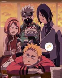 Happy Birthday Naruto! by IITheDarkness94II