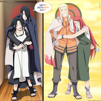 Naruto: Mothers Day by IITheDarkness94II