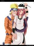 Commission Art: Naruto X Tayuya by IITheDarkness94II