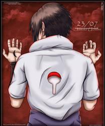 23/07 - Happy Birthday Sasuke by IITheDarkness94II