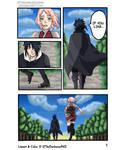 SasuSaku Shinden: Pagina 5 by IITheDarkness94II