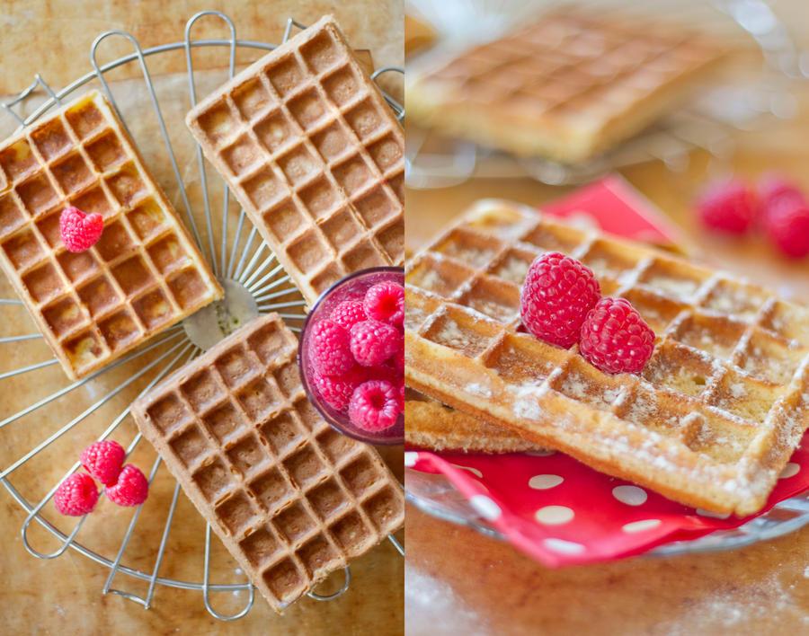 Waffles by KristieM