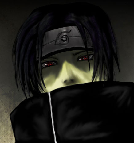 Itachi - First Meeting by trixieg