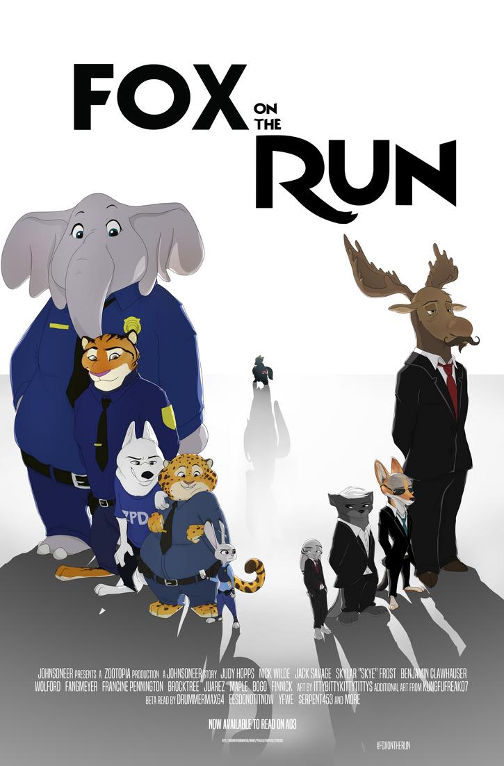 Story: Fox on the Run