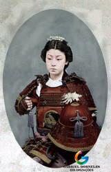 Nakano Takeko by gabriel444