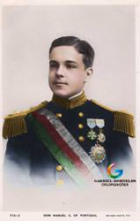 King Manuel II of Portugal by gabriel444