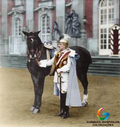 Kaiser Wilhelm II by gabriel444
