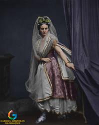 Countess Virginia of Castiglione by gabriel444