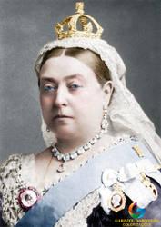 Queen Victoria by gabriel444