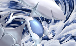 [Art Trade] Lugia