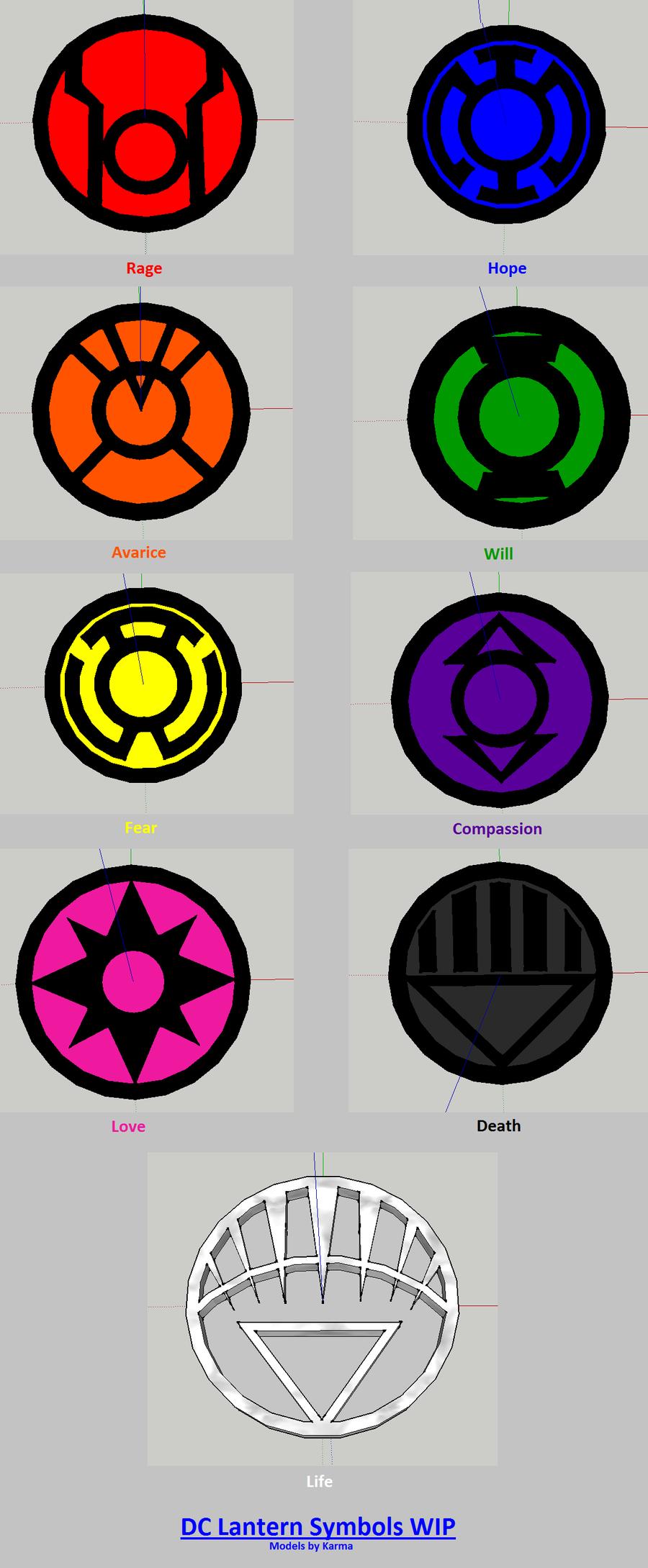 Black Lantern Symbol Meaning Animalcarecollegefo