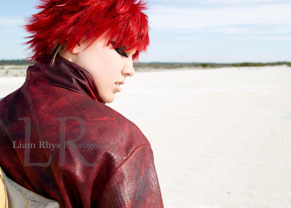 Sabaku no Gaara - Cease to Exist by Kaizokiru