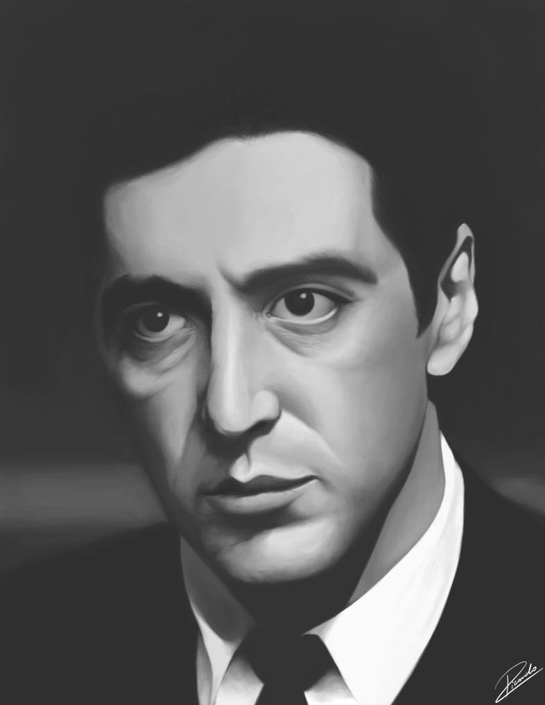 Al Pacino by RickyArt96