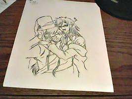 Black Butler- Grell and Undertaker by InSaNe-AsYlUmGiRl14