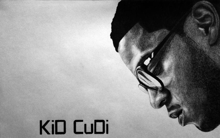 Kid Cudi by carlosvelasquezart