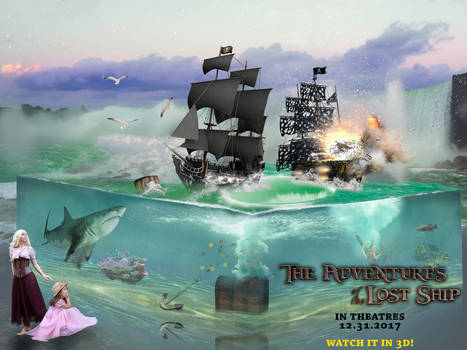The Adventures Of The Lost Ship
