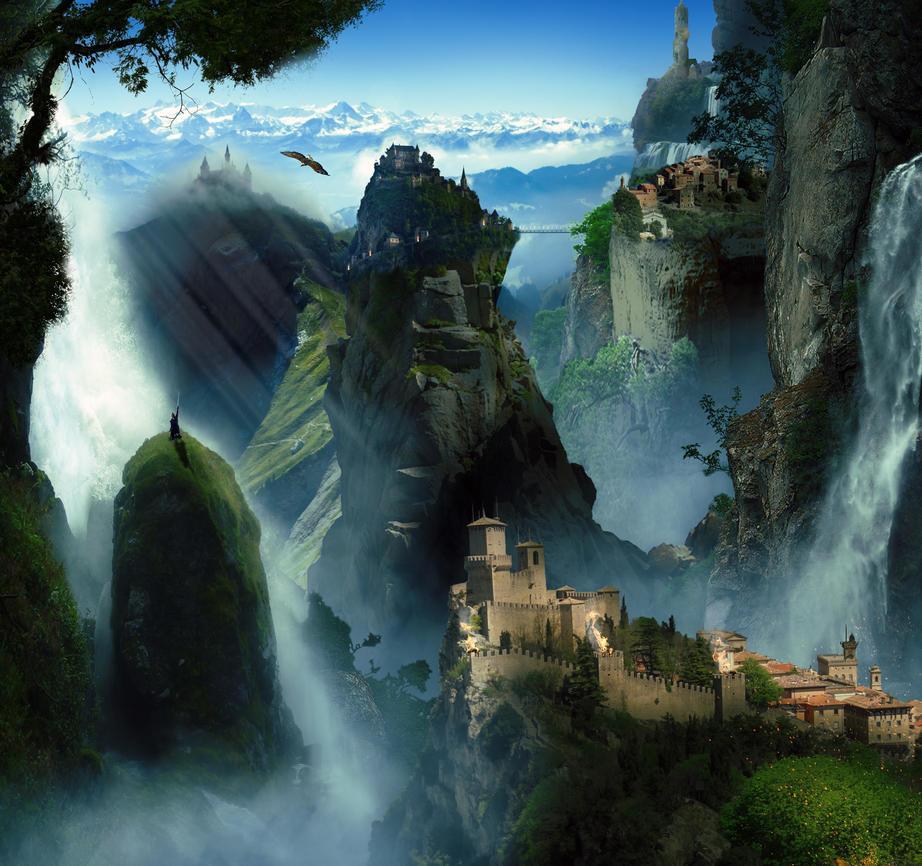 Lost Village by mydas5