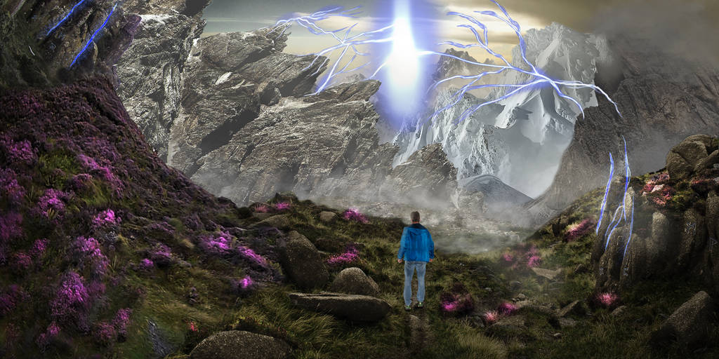 Angel's Pass by mydas5