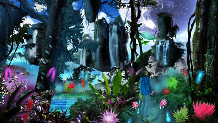Hidden World by mydas5