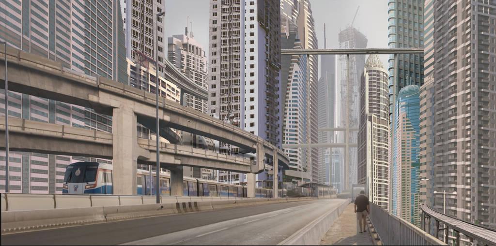 Metropolis by mydas5