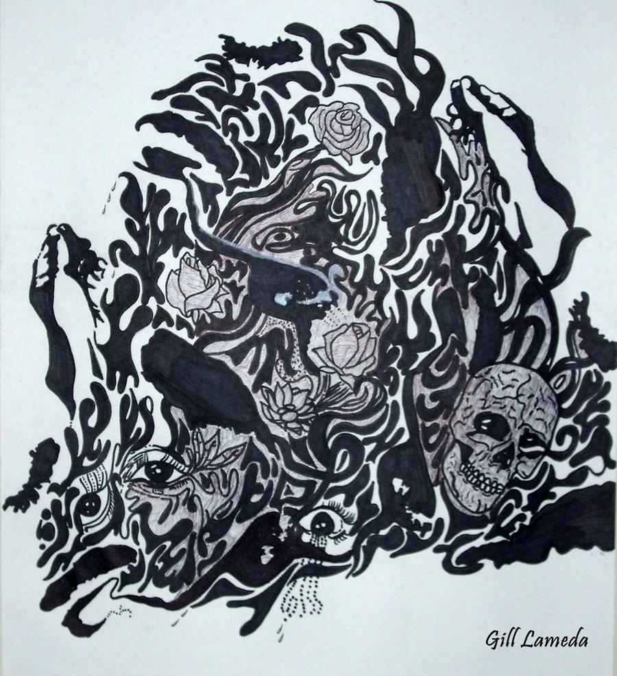 Rostros... by GILLJARMUSH