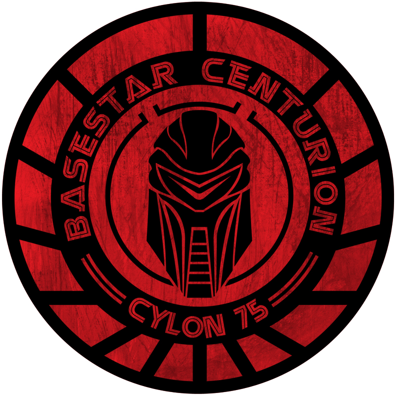 BSG: Cylon Patch by AreYoU