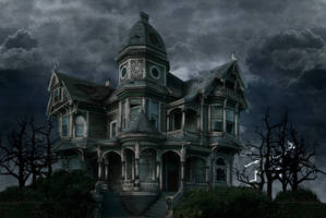 Haunted House by AreYoU