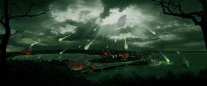 The Green Meteors