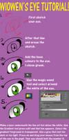 Eye Tutorial by Aychemex