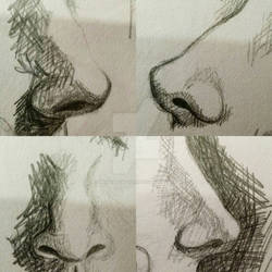 Nose excercise
