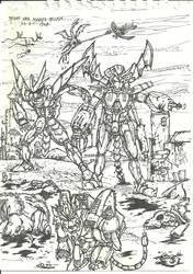 WAR by desarsetzer