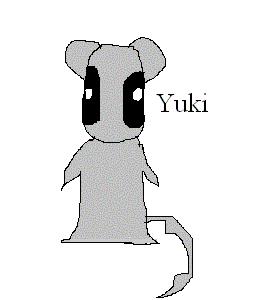 Yuki by SakuraUchiha16