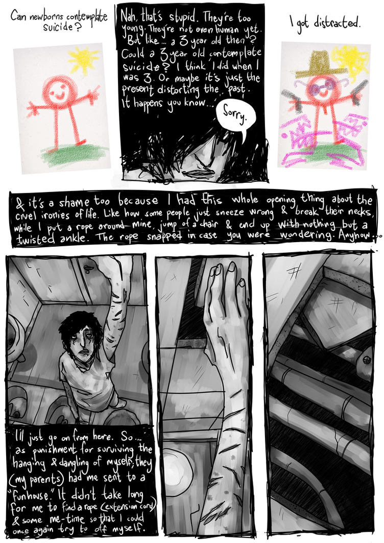Sometimes Nothing Never Works? page 1 by Sit-by-Me-and-sea