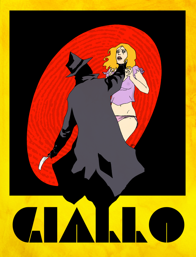 Giallo by Sit-by-Me-and-sea