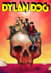 Dylan Dog cover 2